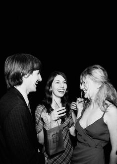 "Kirsten Dunst, Sofia Coppola, and Spike Jonze ""The Virgin Suicides"" Premiere in Los Angeles, 2000.  via whywildwild"