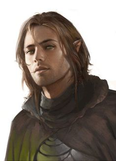 Elf Characters, Dungeons And Dragons Characters, Fantasy Characters, Fantasy Art Men, Fantasy Warrior, Fantasy Portraits, Character Portraits, Paladin, Fantasy Character Design