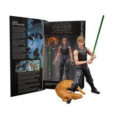 Figuras Star Wars, How To Draw Braids, Starwars Toys, Star Wars Luke Skywalker, Wrangler Shirts, Black Series, 3d Printer, Action Figures, Gaming