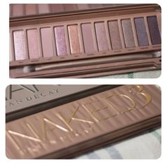 OMG! Naked palette 3 ! I must have it when it launches ❤️