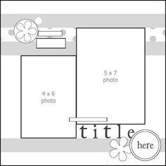 4x6 photo page Got Sketch?: January 2008