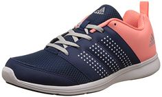 adidas Women's Adispree W Mysblu, Metsil and Sunglo Running Shoes - 6 UK/India (39.33 EU)