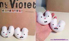 Conejitos like a sir y pareja de conejitos, My Violet :D Myvioletdesigns.com