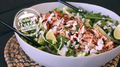 Salade de poulet tandoori | Cuisine futée, parents pressés Quebec, Tandoori Masala, Good Food, Yummy Food, Meals For The Week, Potato Salad, Meal Planning, Meal Prep, Chicken Recipes