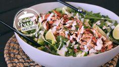 Salade de poulet tandoori   Cuisine futée, parents pressés