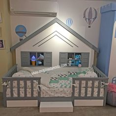 Fantastic Girls Bedroom Wallpaper, Girls Bedroom Ideas Do you think he or she will like it? Baby Bedroom, Baby Room Decor, Nursery Room, Girls Bedroom, Bedroom Ideas, Playroom Decor, Baby Boy Rooms, Little Girl Rooms, Room Baby