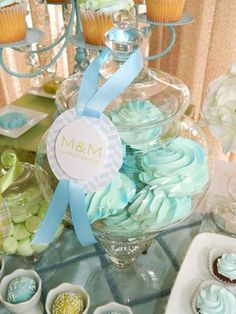 Modern Baptism Party Ideas | Photo 8 of 32 | Catch My Party
