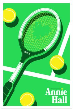Annie Hall - Matt Chase | Design, Illustration
