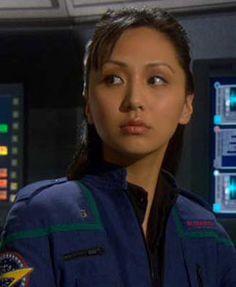 Ensign Hoshi Sato, Communications Officer - Star Trek: Enterprise