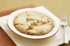 Celebrity Wolfgang Puck's Chicken Pot Pie Recipe