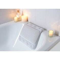 We're presenting our new Spa Bath Pillow, Now or never it's your choice http://gsr-decor.myshopify.com/products/spa-bath-pillow.