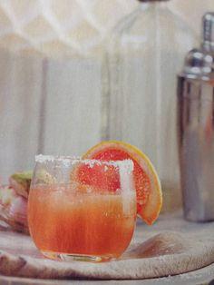 Grapefrukt-juice drink