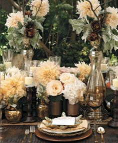 small jars and vases