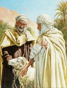 Algerie - peintre Algérien Louis GRANATA (1901-1964), huile sur toile, Titre : L'Aid