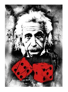 G*d Does Not Play Dice ~ Ame72: Failure to deal with the HIV epidemic and how lack of action will have severe consequences around the world. The quote in the title God does not play dice is taken from Albert Einstein who was trying to reconcile the randomness of quantum physics with his belief in a world that had structure and rules.