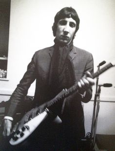 Pete Townshend pinned from Stuck in the sixties