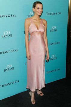 Bregje Heinen in LPA at Harper's Bazaar 150th Anniversary Event Presented with Tiffany & Co in New York on April 19, 2017