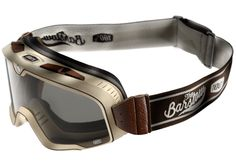 100% Barstow Old-School Goggles - Ascott