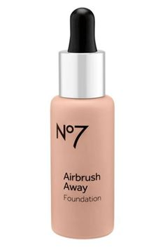 """Foundation For People Who Hate Foundation — So Good #refinery29  http://www.refinery29.com/80126#slide-4  — SPONSORED —This dropper foundation gives your face a """"your skin but better effect"""" (like our favorite Snapchat filter in a bottle). The silky-smooth formula glides on, blurring fine lines and pores and resulting in a soft-focus finish.Simply shake the bottle, release a couple of drops onto the back of your hand, and dab the product over your forehead..."""