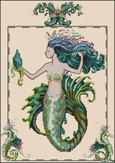 mermaid - Gallery.ru / Фото #1 - Sirena 4 - cnekane