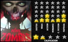 Crítica del libro El Reino de los Zombies.