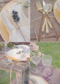 Vintage wedding decor ideas | photo by Millie Batista | 100 Layer Cake