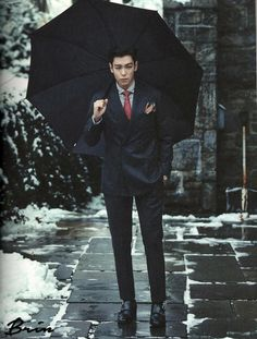 TOP [FROM TOP] I love me in suits I really love men is crisp white suits!