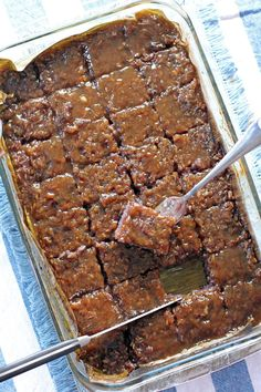 Filipino Biko Recipe Rice Cake With Caramel Toppings