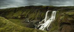 Fagrifoss,+Iceland