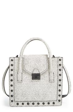 Loeffler Randall  Junior Work  Printed Leather Tote available at  Nordstrom  Designer Shades 43a90a11588e1