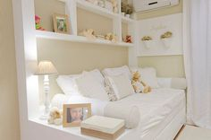 Decorado 119m² quarto menina | Flickr - Fotosharing!