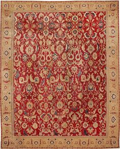 View this beautiful Antique Agra Oriental Rugs 44602 from Nazmiyal's fine antique rugs and decorative carpet collection.