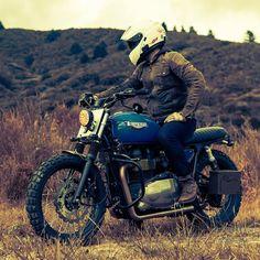 #Woodsman  photo by @omfgitsmateo  #california #triumph #bonneville #scrambler #custom #woodsman