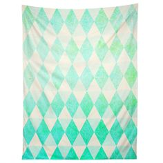 Hello Twiggs Spring Triangles Tapestry | DENY Designs Home Accessories