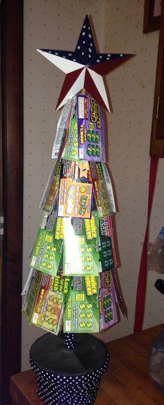 Lottery ticket tree
