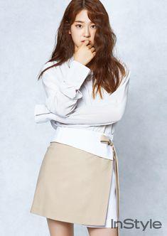 Park Hye su - InStyle Magazine September Issue '16