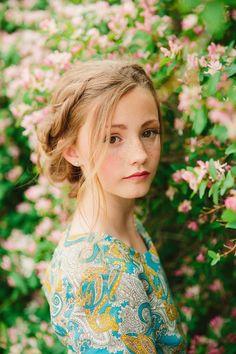 Hannah Dyadic (young