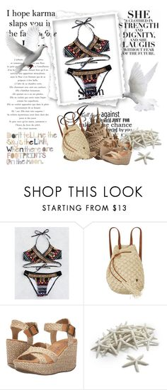 """Untitled #691"" by selmabjelic ❤ liked on Polyvore featuring Billabong, Blowfish and Sur La Table"