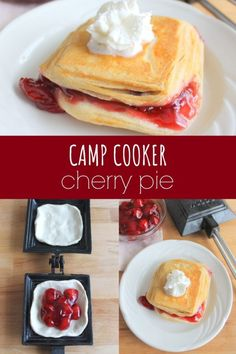 Camping Meal Planning, Camping Menu, Camping Recipes, Camping Foods, Kayak Camping, Camping Ideas, Camping Hacks, Camping Food Pie Iron, Camping Dishes