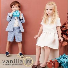 Stunning collections for boys & Girls from Carrementbeau ages 3-12 years @VanillaJunior #vanilla_junior #vanillaJnr #carrementbeau