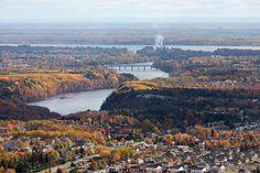 Quebec, Canda  Trois-Rivières