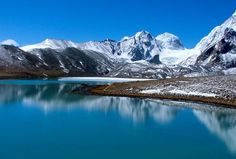 Gurudongmar, Sikkim  I have been here and all i can is it is just divine. I have never seen anything like it!