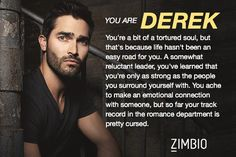 Which 'Teen Wolf' Character Are You?