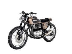 RUA*6 Honda CB360 café racer RUAMACHINES