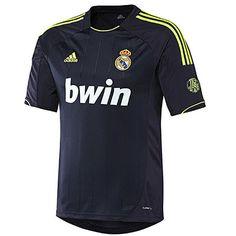 ADIDAS - REAL MADRID MAGLIA UFFICIALE AWAY 2012-13