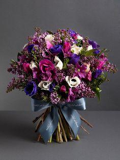 Nikki Tibbles Wild At Heart Ltd — Vintage Romantic Bouquet