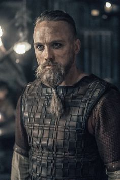 """Christian HIllborg a.k.a. Erik from """"The Last Kingdom""""  What a hottie!"""