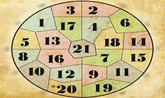 Удивительно точное гадание! Закройте глаза, сконцентрируйтесь на вопросе и ткните пальцем в область круга. Число — ваш ответ на волнующий вопрос.