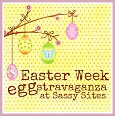 TONS of Easter ideas!