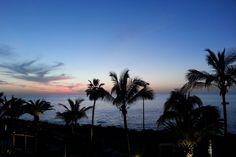 'Blick aus dem Zimmer' aus dem Reiseblog 'Über Weihnachten auf den Kanaren: Urlaub im Dorado Beach auf Gran Canaria'